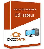 pack infogérance par utilisateur